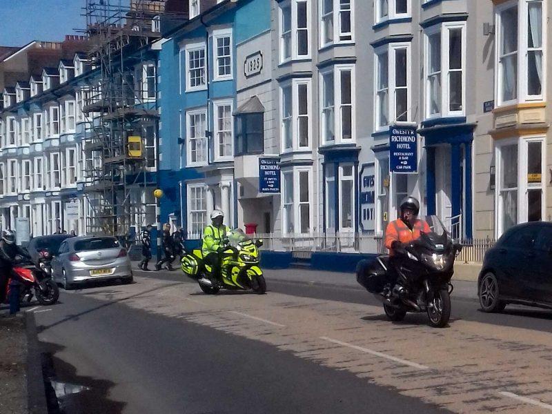 Aberystwyth April 2018